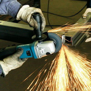 Makita 9565PC 5 In Powerful 13 Amp Motor Paddle Switch Angle Grinder