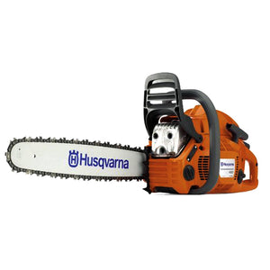 Husqvarna 966048320 20-inch 60.3cc X-Torq Low-Vib Gas Powered Chainsaw