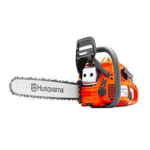 Husqvarna 967651101 18-Inch 450E 50.2cc 3.2 HP Gas Powered Air Inject Chain Saw