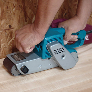 Makita 9924DB 3'' x 24'' 7.8 Amp Belt Sander with Cloth Dust Bag