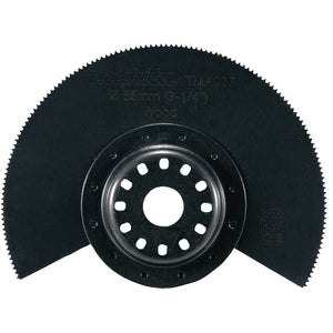 Makita A-95227 3-1/4 Inch High Carbon Steel Segmented Wood Saw Blade