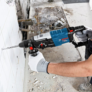 "Bosch GBH2-28L 8.5 Amp 1-1/8"" SDS-plus Xtreme Max Rotary Hammer - Reconditioned"