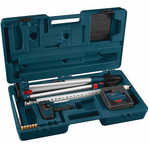 Bosch GLL 150 ECK-RT 360-Degree Self-Leveling Line Laser Kit - Reconditioned