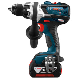 Bosch HDH183-01 18V EC Keyless Brushless Hammer Drill/Driver Kit - Reconditioned
