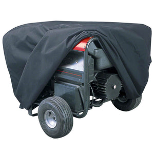 Classic Accessories 79537 Black Heavy Duty Weather-X Generator Cover - Large