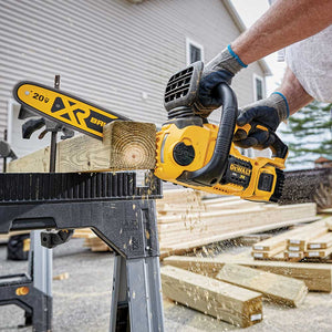 "DeWALT DCCS620B 20V MAX XR 12"" Cordless Brushless Compact Chainsaw - Bare Tool"