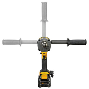 DeWALT DCD130T1 60V FLEXVOLT 1/2 Inch 6.0Ah E-Clutch Mixer/Drill Kit