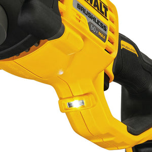 DeWALT DCD470X1 FLEXVOLT 60 Volt 9.0Ah In-Line E-Clutch Stud and Joist Drill Kit