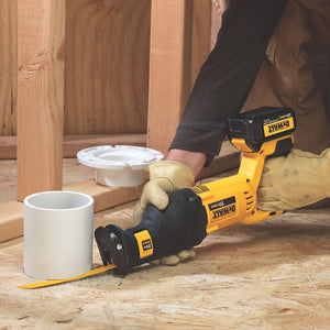 DeWALT DCS380B 20-Volt 1-1/4-Inch MAX Cordless Reciprocating Saw - Bare Tool