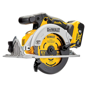 "DeWALT DCS565P1 20V MAX 6-1/2"" Brushless Cordless Li-Ion Circular Saw Kit"