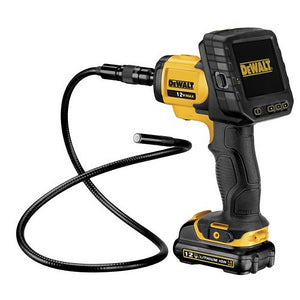 DEWALT 12V MAX Li-Ion 9mm Camera w/ Wireless Screen Kit Tool - DCT411S1