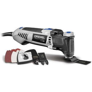 Dremel MM35-DR 3.5 Amp Multi Max Quick Change Oscillating Tool Kit-Reconditioned
