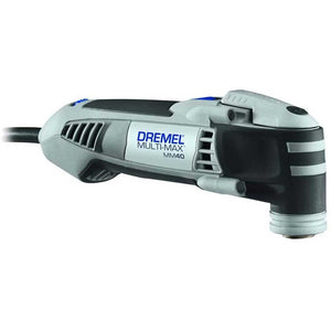 Dremel MM40-DR 2.5 Amp Multi-Max Tough Oscillating Tool Kit - Reconditioned