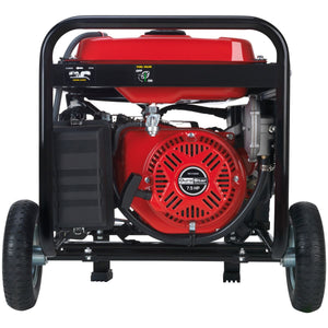 DuroStar DS5500EH 5500-Watt Electric Start Dual Fuel Hybrid Portable Generator