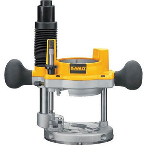 DeWALT DW618PK 2-1/4 HP Fixed Base Plunge Router Tool Combo Kit