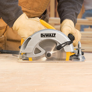 DeWALT 7-1/4-In Electric Next Gen Circular Saw Cutting Tool - DWE575