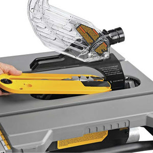 "DeWALT DWE7485 120V 15 Amp 8-1/4"" Corded Durable Compact Jobsite Table Saw"