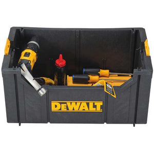 DeWALT DWST08205 TOUGHSYSTEM Robust Tote w/ Adjustable Foldable Brackets