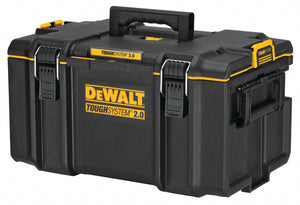 DeWALT DWST08300 TOUGHSYSTEM 2.0 Large Toolbox w/ Auto Connect Side Latches