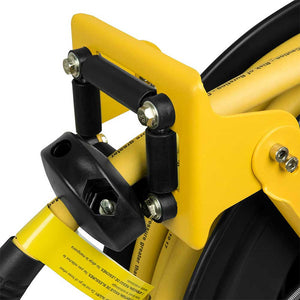 "DeWALT DXCM024-0344 1/2"" x 50' Double Arm Auto Retracting Air Hose Reel"