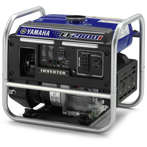 Yamaha EF2800i 2800-Watt 120-Volt 23.3-Amp Portable inverter Generator - Reconditioned