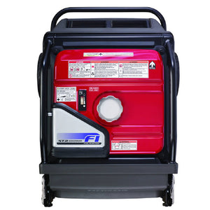 Honda EU7000IAG 7000W Electric Start Gasoline Generator w/ CO-MINDER, Bluetooth