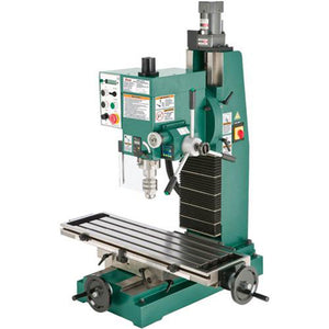 Grizzly G0720R 110V Heavy-Duty Benchtop Milling Machine