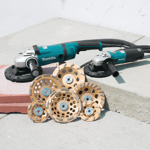 Makita GA9040S 9 Inch 15 Amp Angle Grinder Soft Start Technology Model