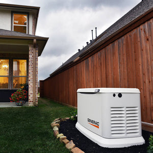 Generac 70432 22,000-Watt Single Phase Auto Start Air Cooled Standby Generator