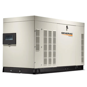 Generac RG08045ANAX 80 kw Protector Series Standby Generator Natural Gas w/ WiFi