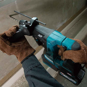 "Makita GRH02M1 40V MAX XGT 1-1/8"" Brushless Cordless AVT Rotary Hammer Kit"