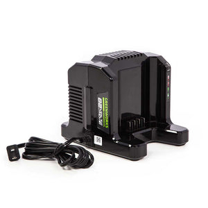 GreenWorks Commercial GC420 82V 4A High Performance Li-Ion Dual Rapid Charger