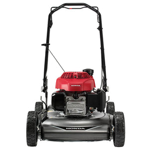 "Honda HRS216PKA 21"" 2-in-1 Side Discharge Mulching Lawn Mower"