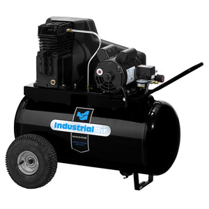 Industrial Air IPA1882054 20 Gallon 155-Psi 1.9 HP Horizontal Air Compressor