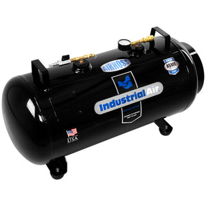 Industrial Air IT20ASME 20 Gallon 175-PSI Vertical/Horizontal Air Receiver Tank
