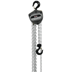 JET L100-200WO-20 2 Ton Chain Lever Hoist w/ 20' Lift Overload Protection