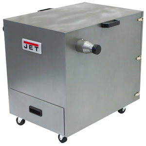 JET JDC-500A Cabinet Dust Collector For Metal 115/230V 1PH - 414700