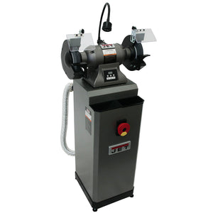 Jet 578208 8-Inch 1-Hp 3-Phase Dual Wheel Variable Speed Industrial Grinder
