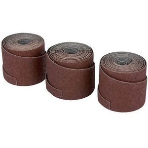 Jet 60-2080 80 Grit Ready-To-Wrap Abrasive 3-Wraps in Box (fits 22-44)