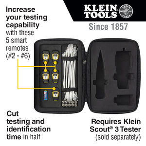 Klein VDV770-850 Test/Map Remote Upgrade Kit for Scout Pro 3 Cable Power Tester