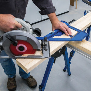 Kreg KMA4000 High Quality Portable Crosscut Guide System for Circular Saws