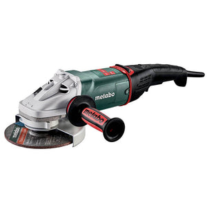 Metabo 606478420 7 Inch 120 Volt Electric Non-Lock Paddle Angle Grinder w/ Brake