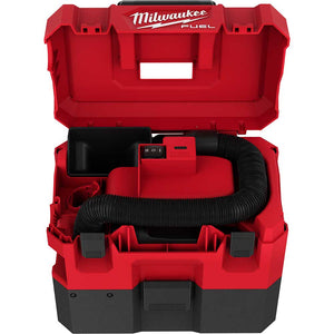 Milwaukee 0960-20 M12 FUEL 1.6 Gallon Cordless Compact Wet/Dry Vacuum -Bare Tool
