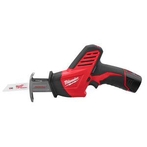 Milwaukee 2420-81 M12 12V HACKZALL Reciprocating Saw w/ Battery - Reconditioned