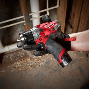 "Milwaukee 2504-80 M12 FUEL 12V 1/2"" FUEL Hammer Drill - Bare Tool -Reconditioned"