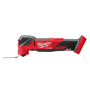 Milwaukee 2836-20 M18 FUEL 18V Cordless Li-Ion Oscillating Multi-Tool -Bare Tool
