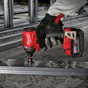 Milwaukee 2997-82 M18 FUEL 18V 2 Tool  Combo Drill/ Driver Kit -Reconditioned