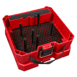 Milwaukee 49-56-1007 Durable Large Hole Saw Hard Case