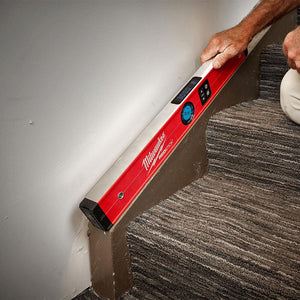 Milwaukee MLDIG24 24 Inch Pin-Point REDLITHIUM REDSTICK Digital Hand Level