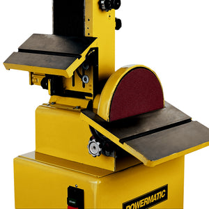 "Powermatic 31A 6""x48"" Belt/12"" Disc Sander 2HP 3PH 230/460V - 1791292K"